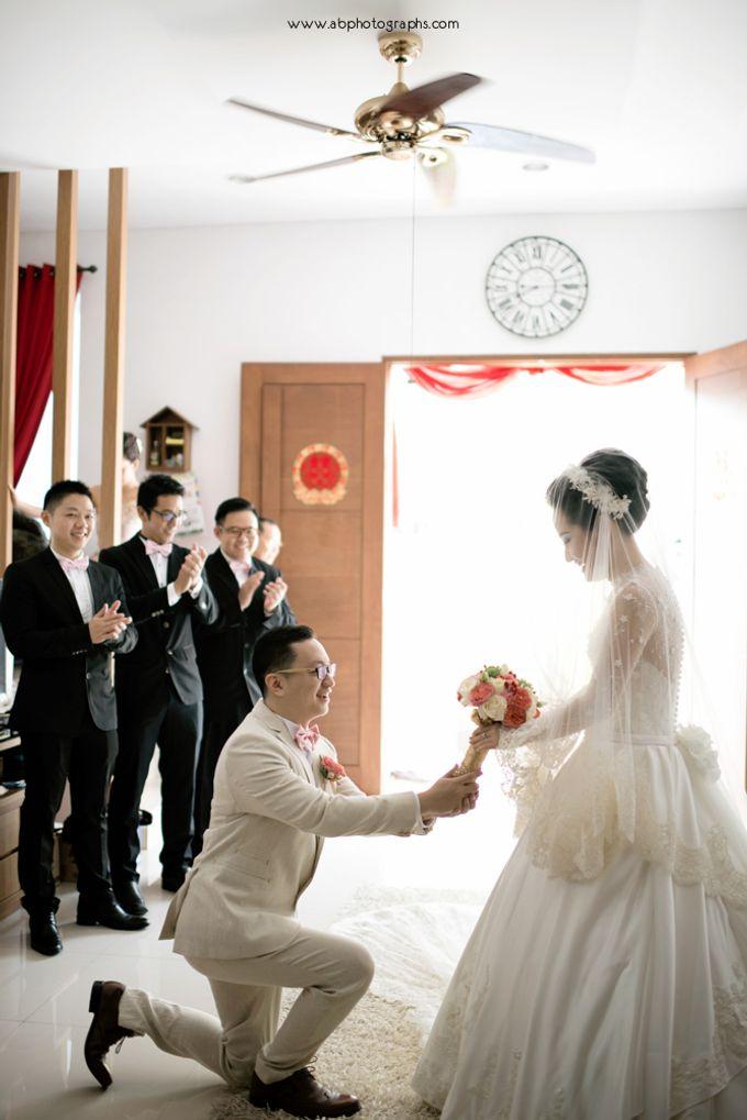 THE WEDDING OF RICHARD & LYDIA by Cynthia Kusuma - 012