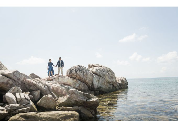 PRE - WEDDING RICARDO & YURIKE by storyteller fotografie - 012