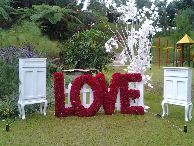 Wedding Decoration by Green Forest Resort & Wedding - 017