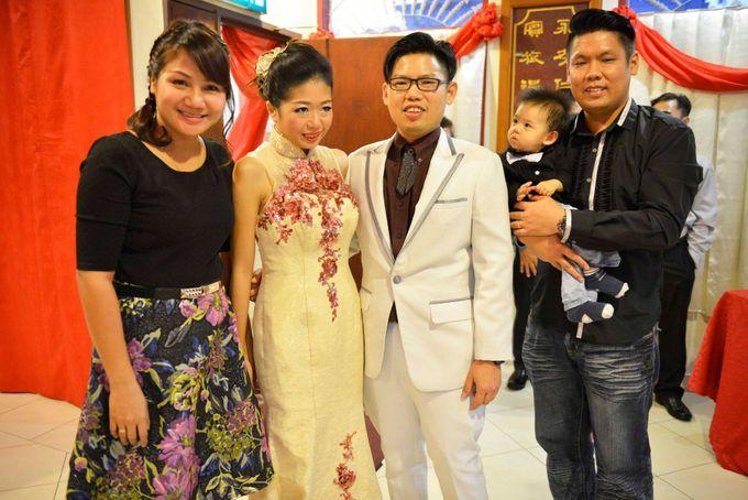 Cindy & Jason by Faith Wedding Event - 014