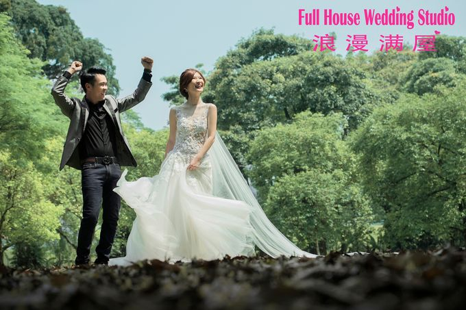 Pre-wedding shooting 1 by Full House Wedding Studio - 005