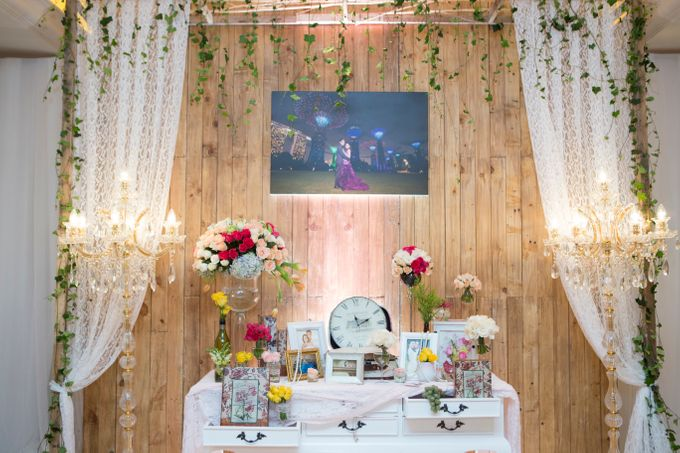 The Wedding of Marion & Valerie -Hotel Aryaduta by The Swan Decoration - 002