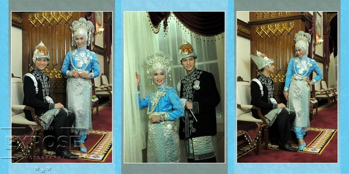 Rara & Fajri by Expose Wedding Photography - 025
