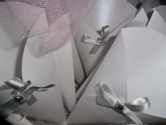 Romantic light pink wedding by Sogni Confettati - 020