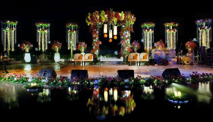 Wedding at On Green by Raffles Hills Cibubur - On Green Garden Venue - 014