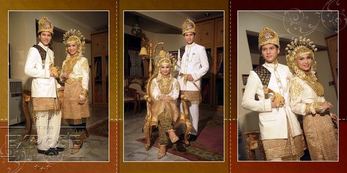 Rara & Fajri by Expose Wedding Photography - 012