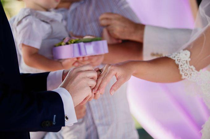 Purple wedding by Bali Angels - 013