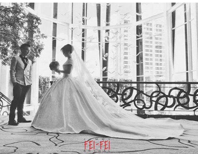My Bride by Jimmy Fei Fei - 017
