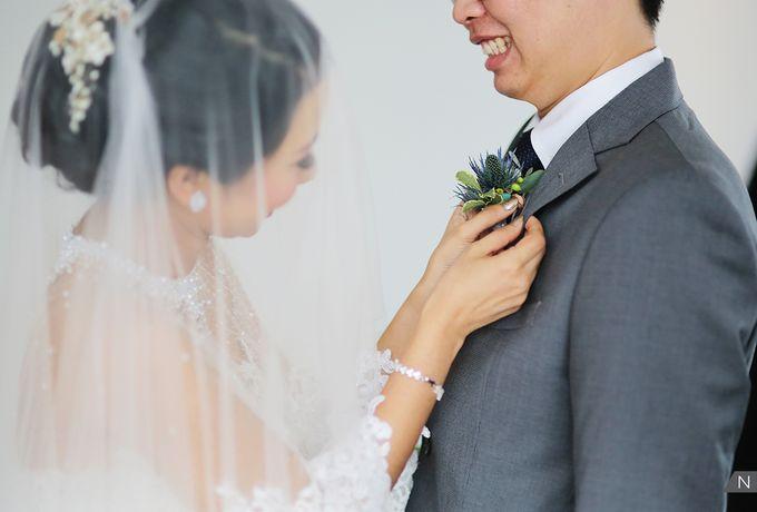Max & Melissa Wedding by NOMINA PHOTOGRAPHY - 012