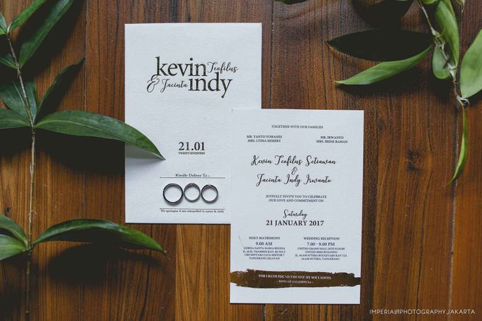 The One My Soul Loves | Kevin + Indy Wedding by Imperial Photography Jakarta - 012