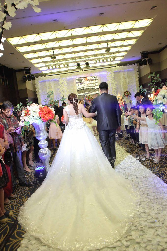Andy Ria Wedding by Glenn Chandra Wedding - 012
