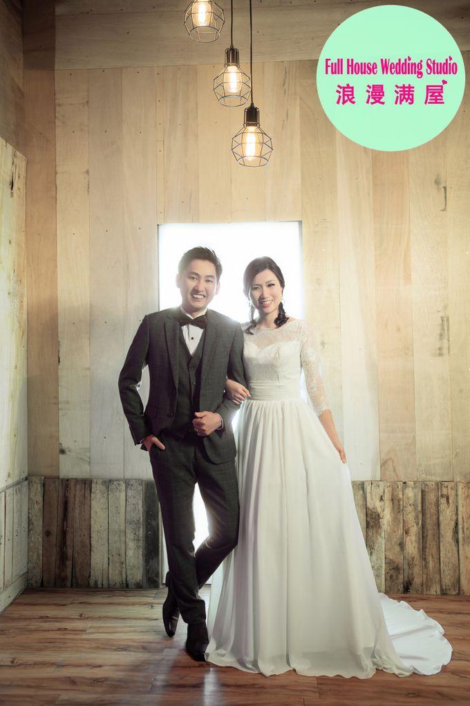 Pre-Wedding  Vincent & Samantha by Full House Wedding Studio - 003