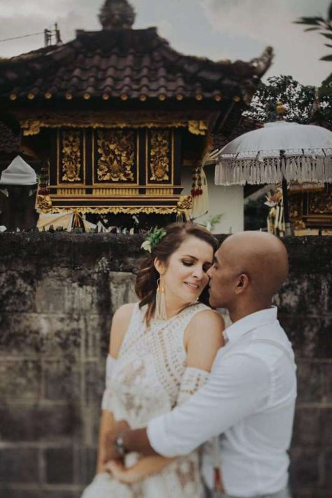 Candace & Farhan by baliVIP Wedding - 012