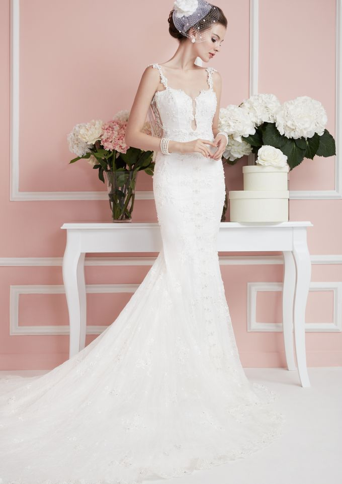 Pink & Audrey Wedding Collection by Digio Bridal - 012