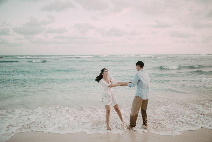Prewedding A & T by Cahya Dewi Bali - 012