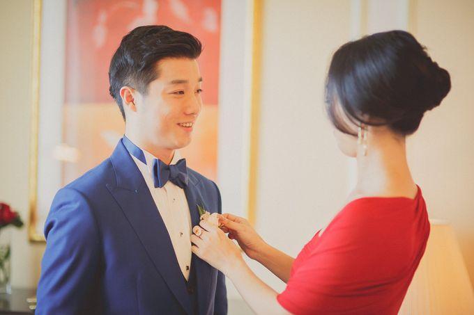 Wedding at Shangrila by Shangri-La Hotel Singapore - 006