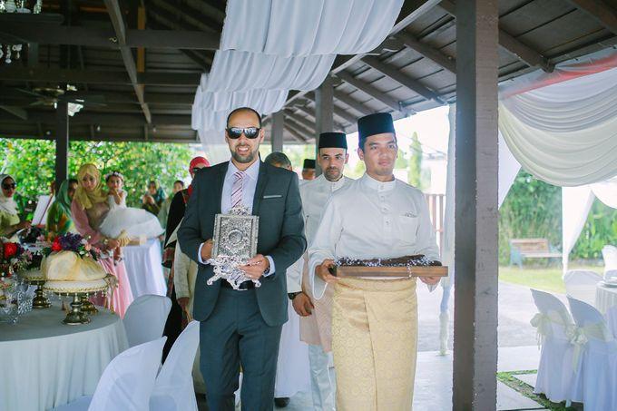 RAIHANA & MOHAMMAD by The Rafflesia Wedding & Portraiture - 012