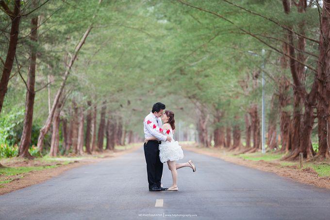 Rizky & Yeni Pre-Wedding by HD Photography - 003
