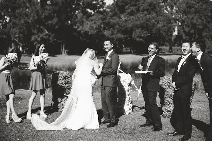 Sunshine outdoor wedding by SS Florist - 012