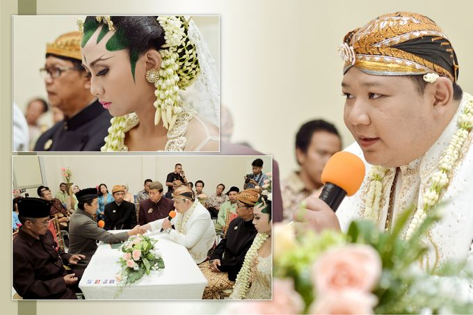 Wedding Day -  Arya & Riesta by Ennea Pictures - 005