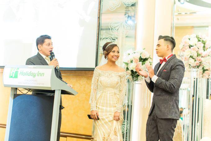 Malay Wedding Extraordinaire Celebration - Daniaal & Suhaila by Born2talk - 009