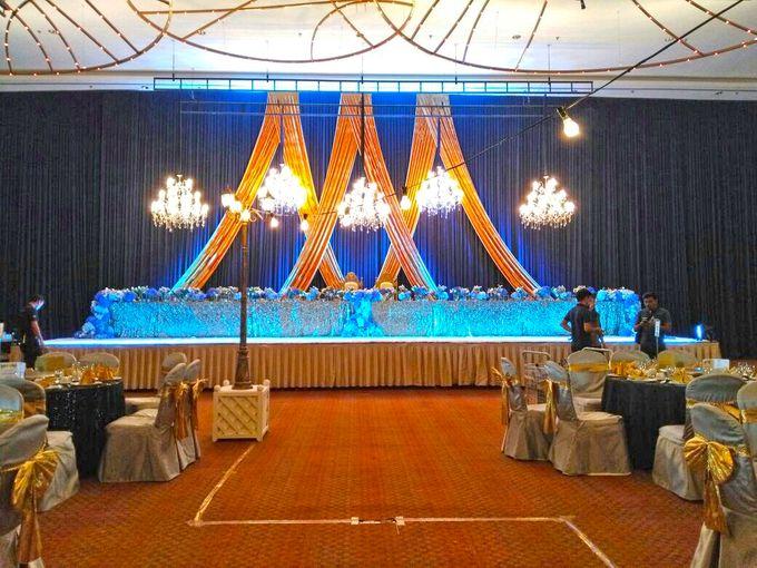 Midnight Blue theme Wedding by ZURIEE AHMAD CONCEPTS SDN BHD - 009