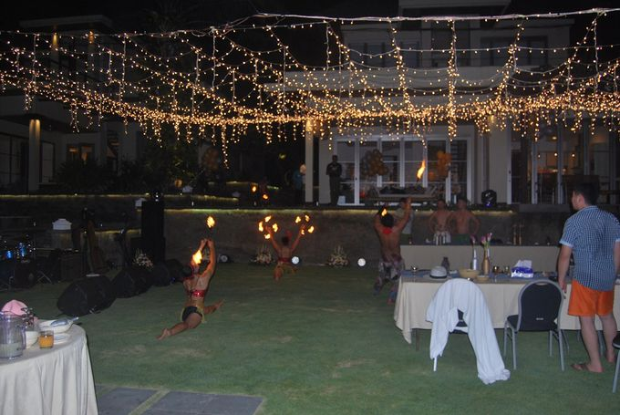 Fire works and lighting by Bali Angels - 008