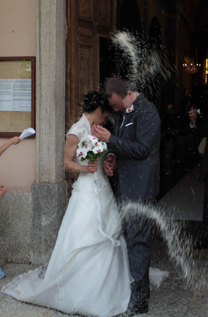 Romantic light pink wedding by Sogni Confettati - 023