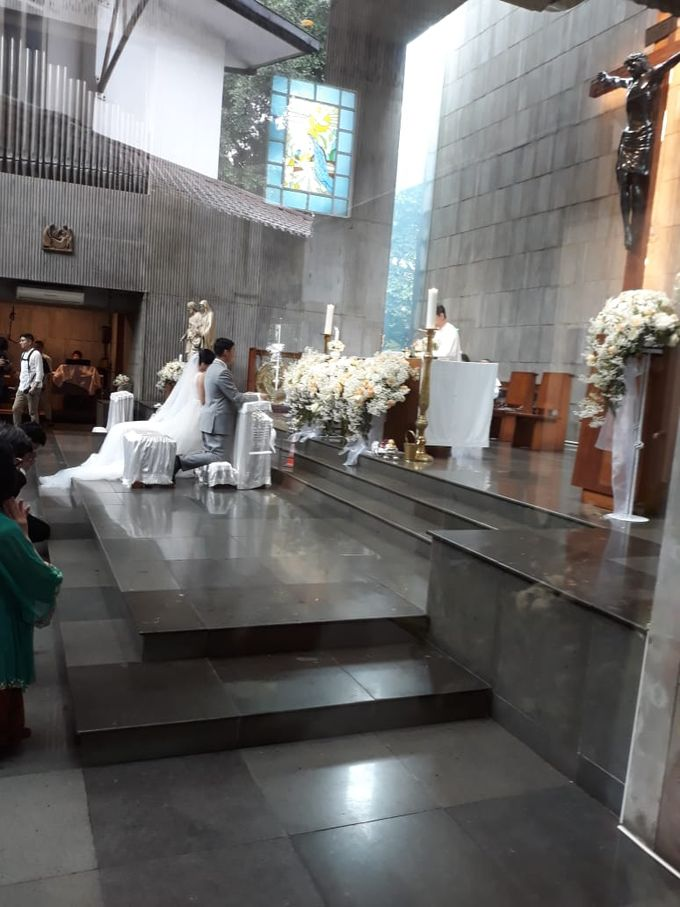 Jessica & Patrick wedding Ayana Midplaza 8 Feb 2020 by Velvet Car Rental - 004