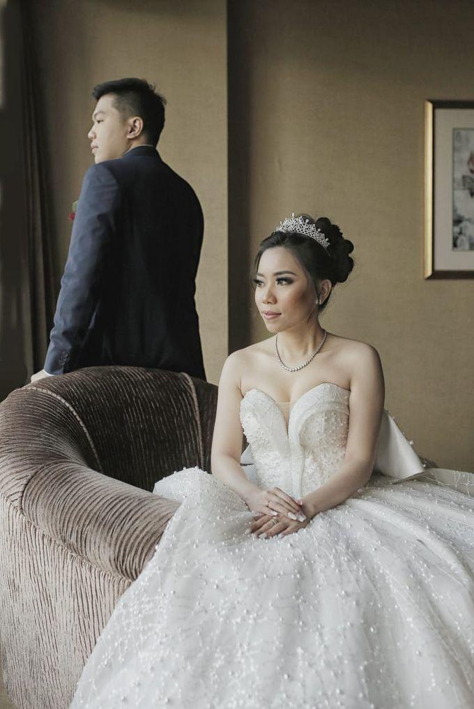 The Wedding of Sung & Mila by Yumi Katsura Signature - 005
