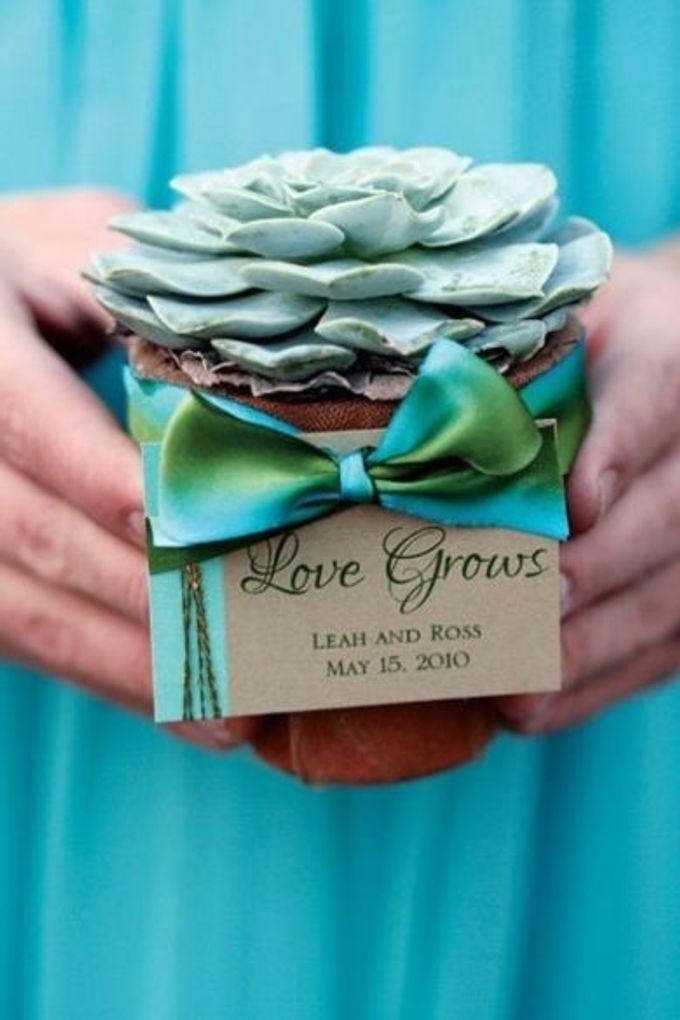 wedding favor souvenir by Gioflorist - 044