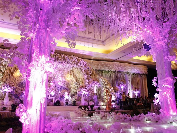Wedding by JW Marriott Hotel Surabaya - 005