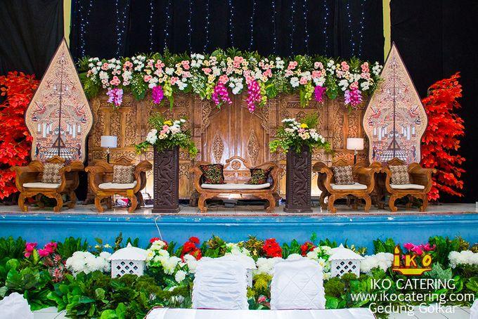 Dekorasi Pelaminan by IKO Catering Service dan Paket Pernikahan - 007