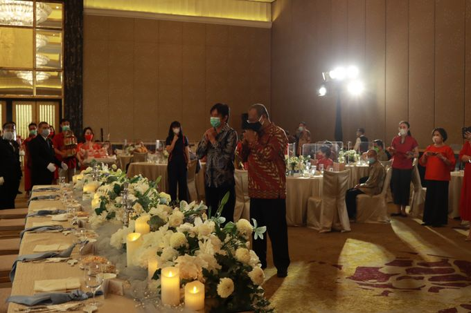 MC Sangjit Hotel Mulia Ballroom Jakarta - Anthony Stevven by Anthony Stevven - 041