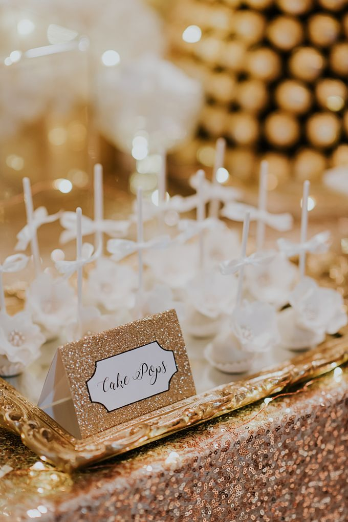 A Romantic with Classy Twist Wedding by InterContinental Singapore - 001