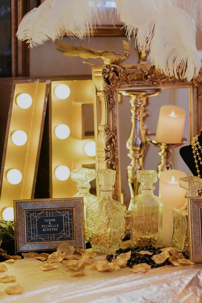 A Romantic with Classy Twist Wedding by InterContinental Singapore - 032
