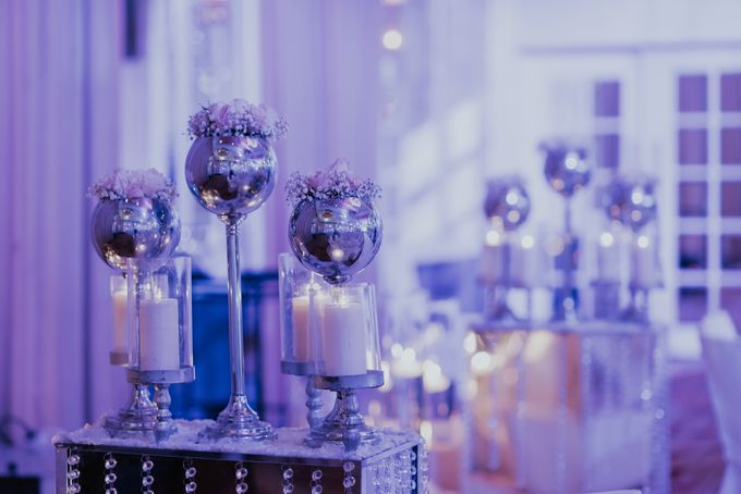 A Romantic with Classy Twist Wedding by InterContinental Singapore - 039