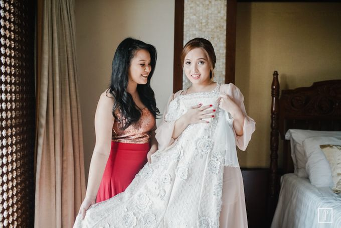 A Modern Filipiniana Wedding of Richie & Kyle by Peach Frost Studio - 026