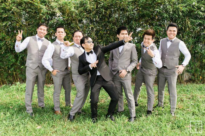 A Modern Peach Themed Tagaytay Wedding by Peach Frost Studio - 027