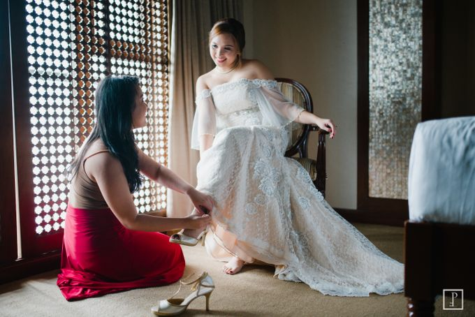 A Modern Filipiniana Wedding of Richie & Kyle by Peach Frost Studio - 028