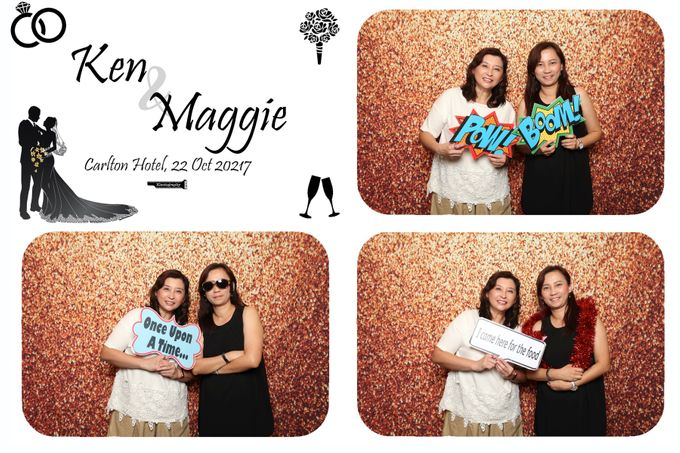 Ken and Maggie by Carlton Hotel Singapore - 013