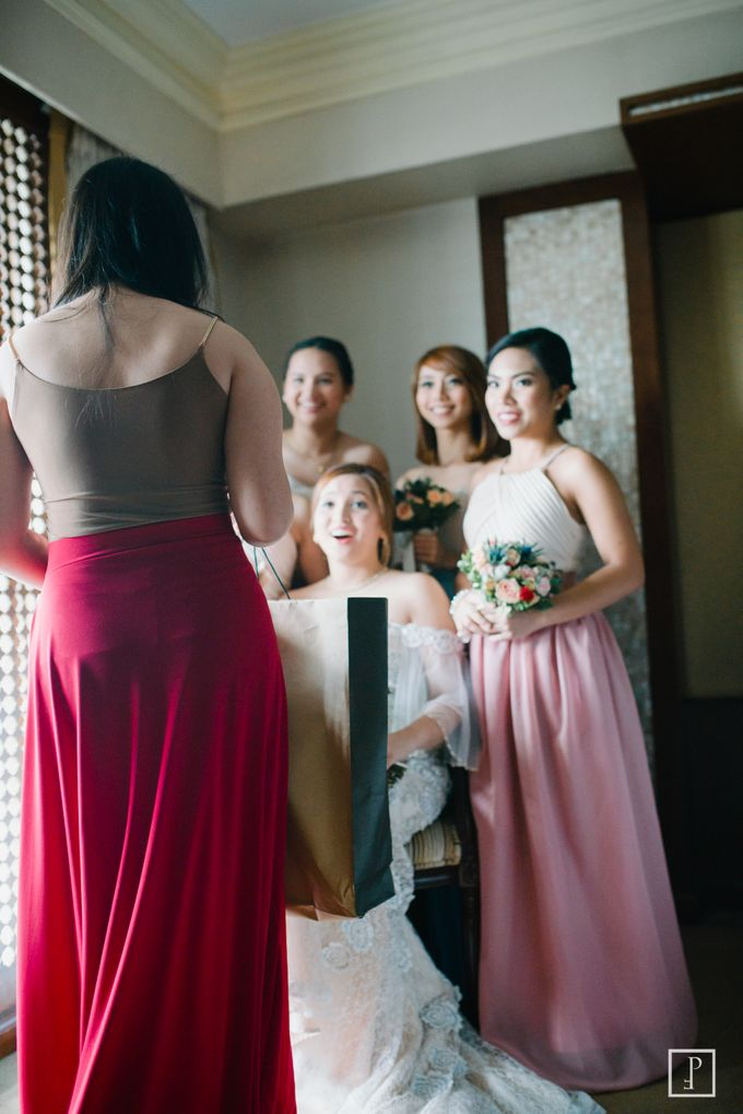 A Modern Filipiniana Wedding of Richie & Kyle by Peach Frost Studio - 029
