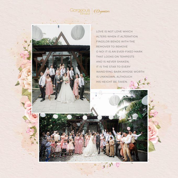 Gorgeous Bridal Organizer ❤ by Gorgeous Bridal Jakarta - 003