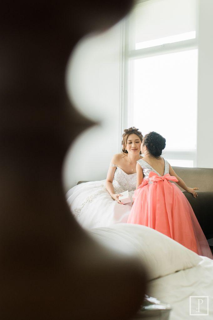 A Modern Peach Themed Tagaytay Wedding by Peach Frost Studio - 013