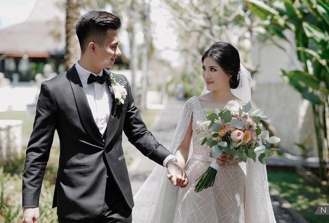 Jason & Brigitta Wedding by Majestic Events - 014