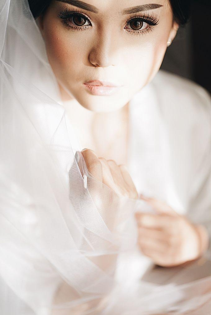 Aldi & Windy Wedding Day by Écru Pictures - 015
