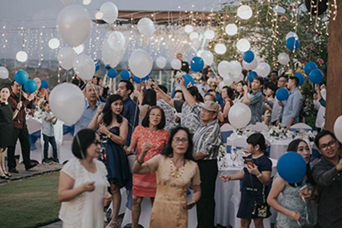 Wedding of Michael & Yasinta by Nika di Bali - 013