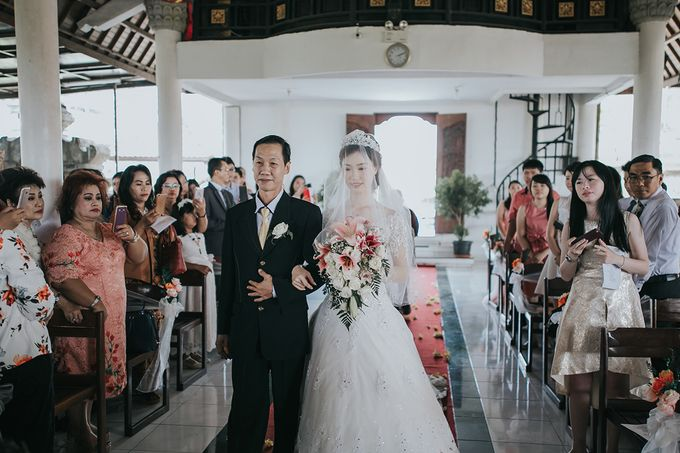 Wedding of Michael & Aprilia by Ananda Yoga Organizer - 012