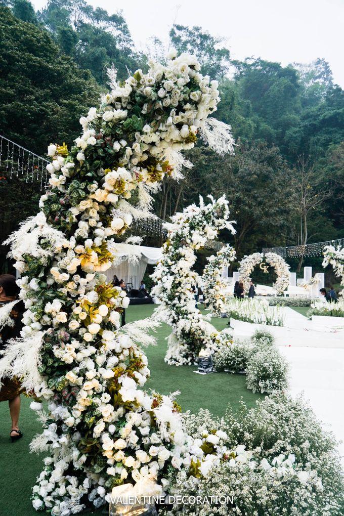 Grady & Kezia Wedding Decoration by Valentine Wedding Decoration - 013