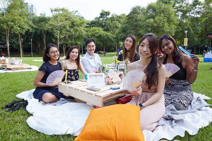 Picnic Wedding at the Park by Megu Weddings - 013